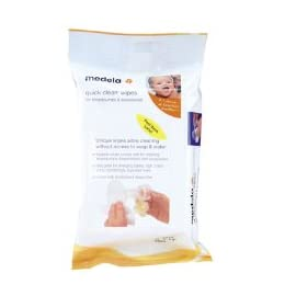Medela-Quick-Clean-Breast-Pump-and-Accessory-Wipes
