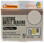 Outlet Plate Sealer 6pk