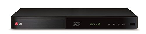 LG Electronics BP540 3D Blu-Ray Disc Player with Smart TV and Built-In Wi-Fi (2014 Model) (Renewed) (Best Smart 3d Blu Ray Player)