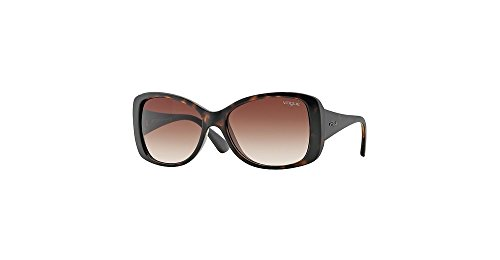 Vogue VO2843S W65613 Tortoise VO2843S Butterfly Sunglasses Lens Category 3 - Sunglasses Women Vogue