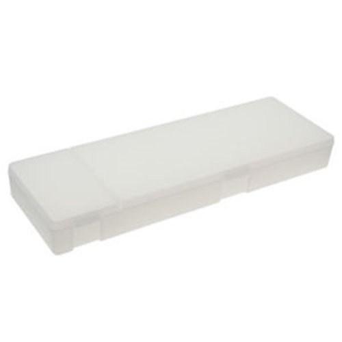 MUJI PEN CASE S 210X70X25MM MADE IN JAPAN 2 Size open (Best Muji Products Stationery)