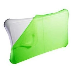 Silicone Case For Wii Fit Balance Board (Green)