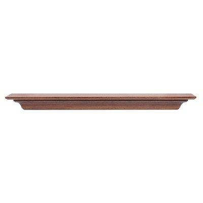 Homestead Fireplace Mantel Shelf Finish: Antique, Shelf Length: 72'' by Pearl Mantels