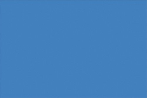 Pacon SunWorks Construction Paper, 12-Inches by 18-Inches, 100-Count, Blue (7408)