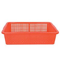 Thunder Group PLFB004 Durable Plastic Basket, 400mm