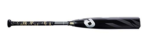 "DeMarini CF Zen Black (-10) 2 3/4"" Baseball Bat, 29""/19 oz"