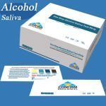 Alcohol Saliva Test Strip Kit - Instant BAC Blood Alcohol Detection in Body (Multiple Quantities)(25)