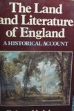 The Land and Literature of England 9780393017045