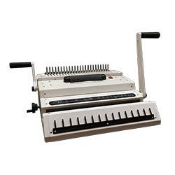 Wire Coil Machines Binding (TruBind 3-in-1 Finisher for Comb, Coil & Wire)