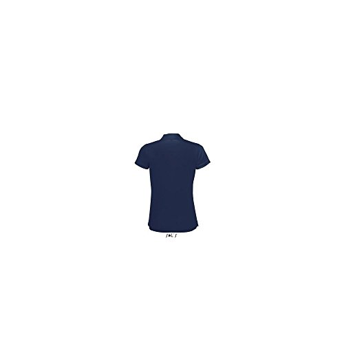 SOL´S Womens Sports Polo Shirt Performer, XXL, French Navy