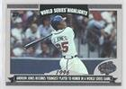 2004 Topps World Series Highlights - Andruw Jones (Baseball Card) 2004 Topps - World Series Highlights #WS-AJ