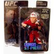 Round 5 UFC Ultimate Collector Series 1 LIMITED EDITION Action Figure Georges Rush St. Pierre