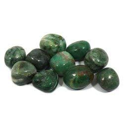 African Jade Tumble Stone (20-25mm) - Single Stone