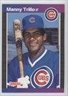 Manny Trillo (Baseball Card) 1989 Donruss - [Base] #608
