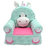 Adventure Animal - Animal Adventure Sweet Seats Plush Chair - Unicorn