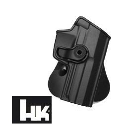 Heckler & Koch USP 45 Full-Size (H&K USP FS .45) Polymer Retention Roto Holster Black