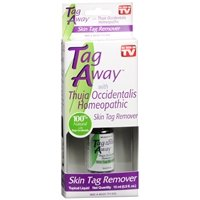 Tag Away with Thuja Occidentals Homeopathic, 1.9 Ounce