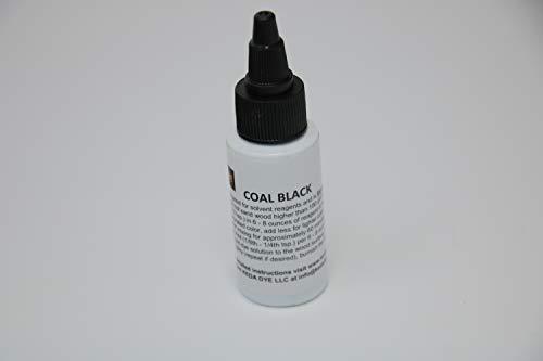- Black Dye Liquid Keda Alcohol Dye - Coal Black Liquid Dye 1 Oz Bottle