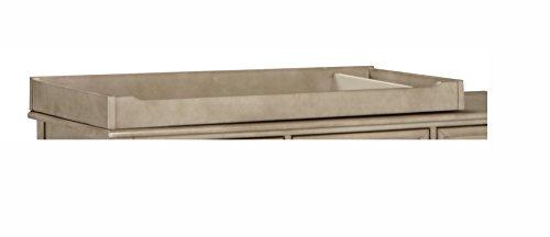 Westwood Design Changer top kit for dresser, Heather Grey by Westwood Design
