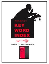 2017 Key Word Index HANDBOOK EDITION by Tom - Toms Find A Store