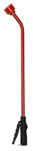 Dramm 12801 Touch-N-Flow Rain Wand 30-Inch Length, Red