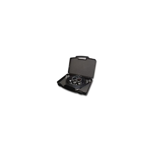 CPS MAID8KCZ Blackmax 2 Valve Piston 134 A Manifold Gauge Set