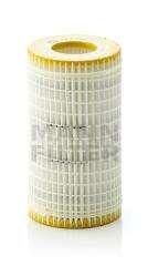 5x Filter (Mercedes-Benz Engine Oil Filter Fleece Mann-Filter OEM H U7 18/5X)