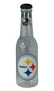 NFL Pittsburgh Steelers Bottle Bank, 21-Inch, Multi-Color