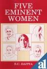 Five Eminent Women 9788170416890