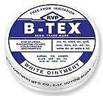 B-TEX White Ointment (Indian Skin Ointment)