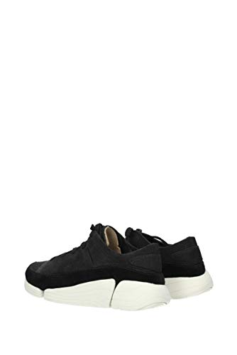Donna Eu Sneakers 1trigenicevoblack Camoscio 40 Clarks qO57Fn