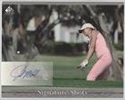 Jill McGill (Trading Card) 2005 SP Signature - Signature Shots #JM