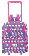 HELLO KITTY ROLLING BACKPACK:LAVENDER