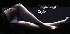 12311228 Stocking Anti-em Thigh LARGE 12 Per Case sold as Case Pt# 573-03 by Alba-Waldensian, Inc by Alba-Waldensian, Inc