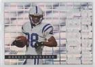 Marvin Harrison (Football Card) 2001 Topps - Hobby Masters - Topps Hobby 2001