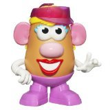 Playskool Mrs. Potato Head (Face Potatoe)