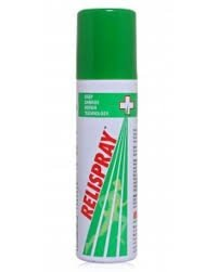 (Relispray Pain Relief Spray For Elbow Pain, Backache, Muscle Pain, Knee Pain - 58 Gm - 1 Pack)