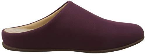 Chrissie Pantoufles Femme Fitflop 620 Purple berry nHPZOw0Oq