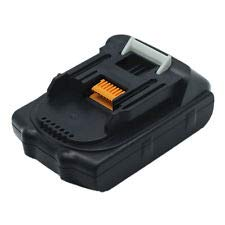 Battery Pack for Cordless Power Tool: Drill, Saw, Hammer, Sanders, Screwdrivers, Screwguns: Makita BL1815, BL1830, LXT400, 194205-3, 194205-3, 194309-1 18V Lithium-ion 1.5Ah Black