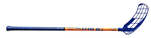 Salming Matrix 2018 32 Floorball Stick, 82cm, Right, Orange/Blue
