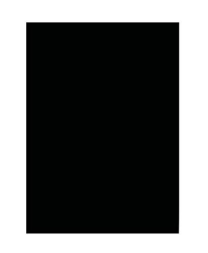 Folia 6390 - Tonpapier, DIN A3, 50 Blatt, schwarz