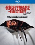 A Nightmare on Elm Street Collection (All 7 Original Nightmare Films + Bonus Disc) [Blu-ray] cover.