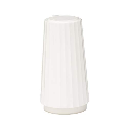 Diamond Crystal 15048 Classic White Disposable Salt Shakers, 4 oz (Case of 48)