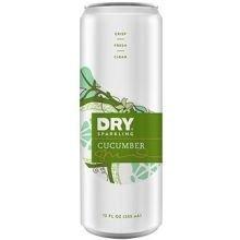 - Dry Cucumber Soda, 12 Fluid Ounce Can - 24 per case.