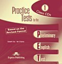 Practice Tests for the PET Class Audio CDs ebook