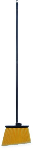 Carlisle 3686500 Duo-Sweep Flagged Angle Broom, 56'' Length (Pack of 12) by Carlisle
