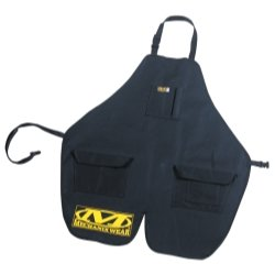 Shop Apron, Black Tools Equipment Hand ()