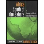 Africa South of the Sahara - A Geographical Interpretation (2nd, 04) by [Paperback (2004)] (Africa South Of The Sahara A Geographical Interpretation)