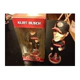 Kurt Busch Bobble Head - The Coca Cola Racing Family - New in Box