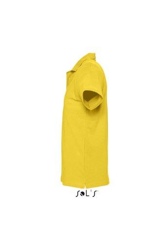 SOL´S Polo Spring II, Größe:XXL, Farbe:Gold